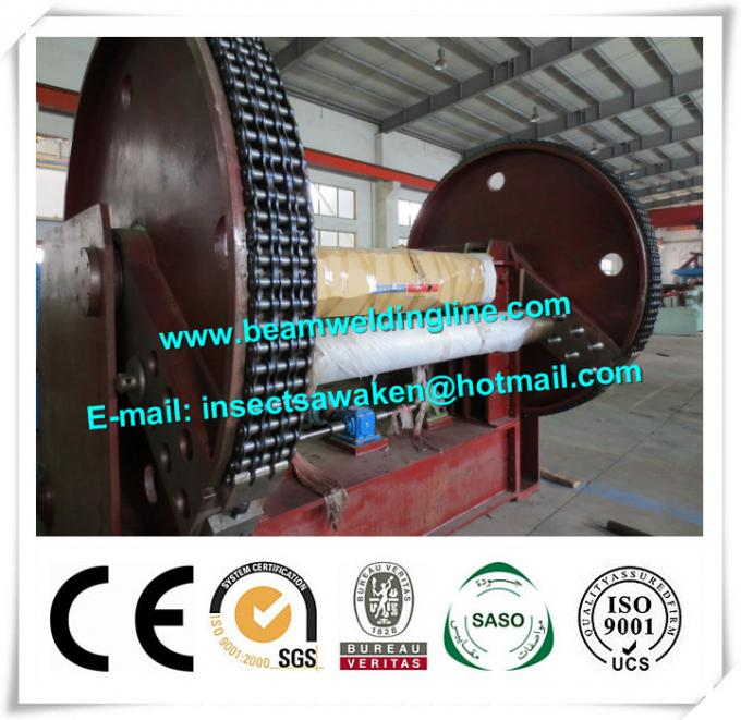 Mechanical Industrial Boiler Orbital Tube Welding Machine For Wall Panel
