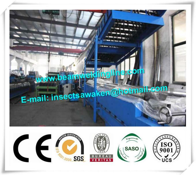 Automatic PU Sandwich Panel Production Line Sheet Metal Roll Forming Machines