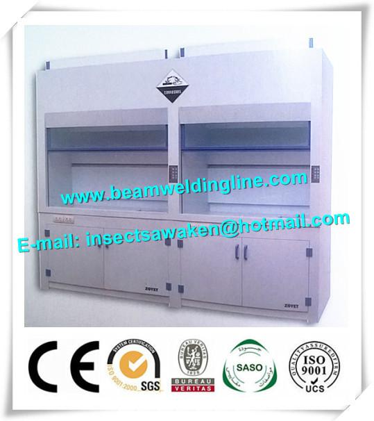 PP Fire Resistant File Cabinet For Hydrochloric / Sulfuric