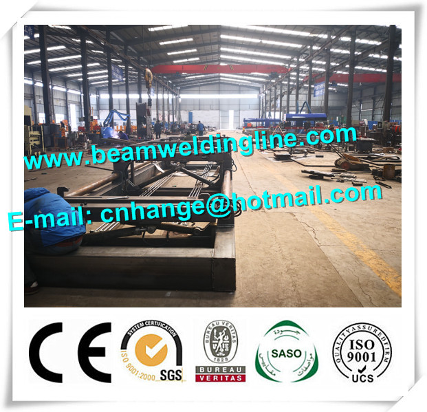 Remote Control Method Box Beam Production Line Chassis Hydraulic Turning Machine