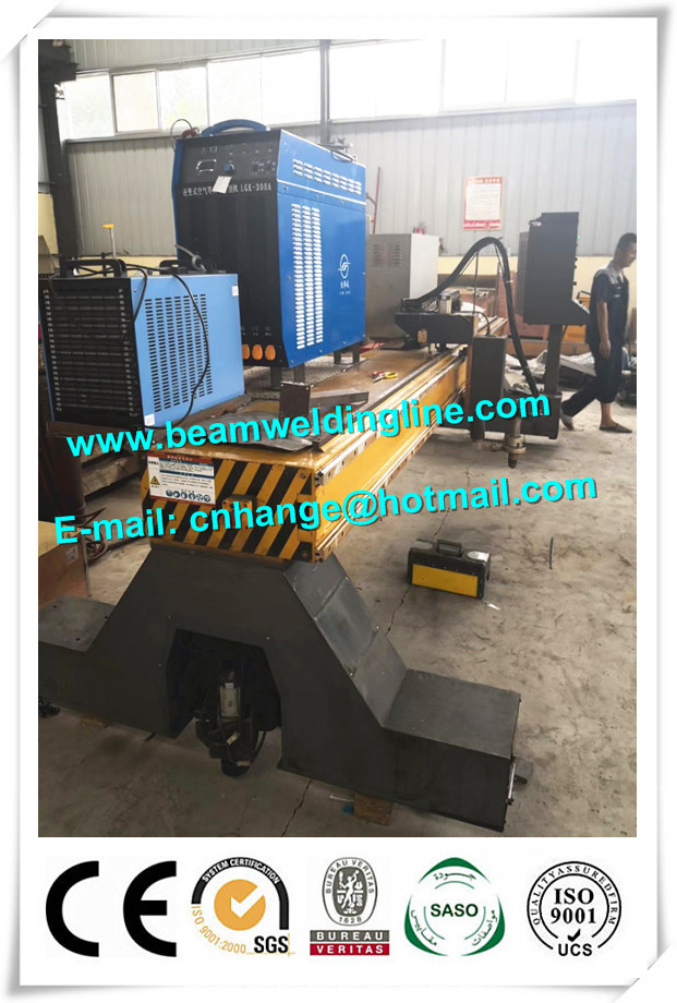 Durable Steel Plate Cutter Machine , Sheet Automated Plasma Cutting Systems