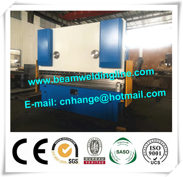 CNC And NC Sheet Metal Bending Machine Hydraulic Press Brake Machine