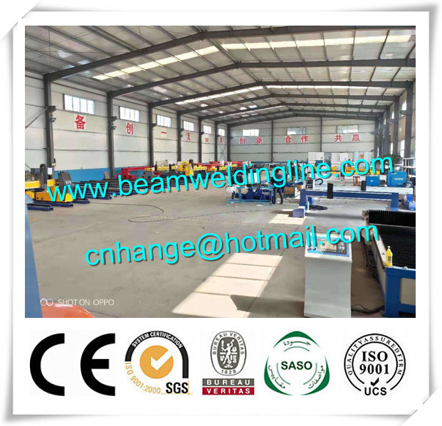 Gantry CNC Plasma Cutting Machine , Plasma Cutting Machines