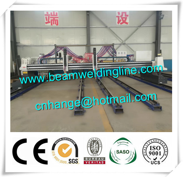 Metal Sheet CNC Drilling Machine , 1530 CNC Drilling Machine For Plate
