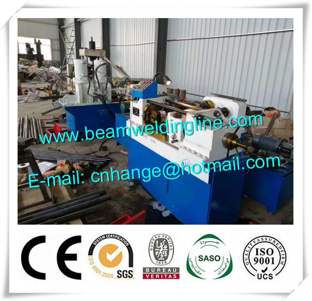 Steel Rod Threading Machine And Necking Machine CNC Drilling Machine For Metal Sheet