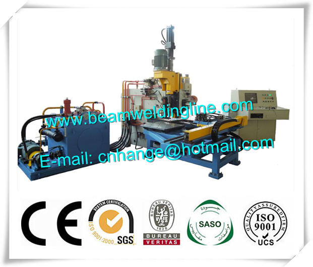 Automatic CNC Drilling Punching Marking Machine For Metal Sheet PPD103