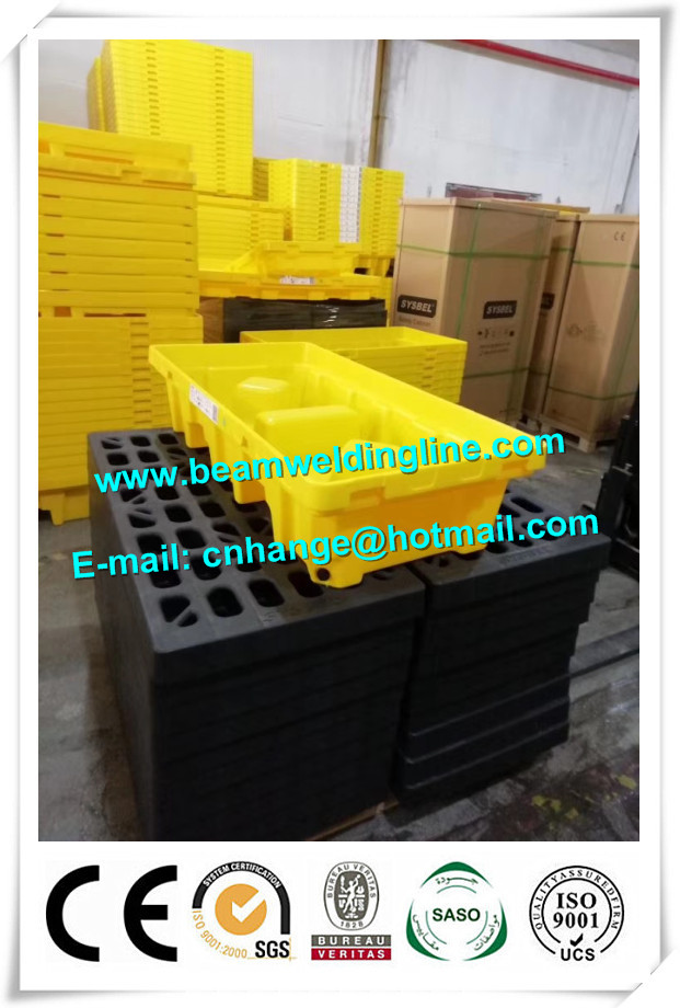 Safety Fire Resistant File Cabinet Spill Pallet Chemical Spill Containment Deck Trays