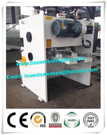 18.5KW CNC Hydraulic Shearing Machine For Steel Plate 2100 * 1850 * 2200mm