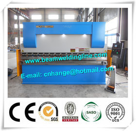 China E21 NC 2500mm Sheet Metal Hydraulic Press Brake For WC67Y 160T Steel Plate supplier