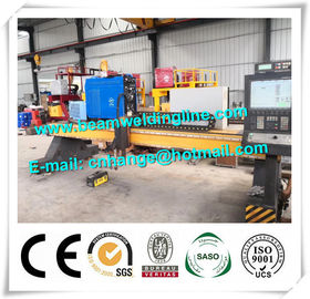 China Durable Steel Plate Cutter Machine , Sheet Automated Plasma Cutting Systems supplier