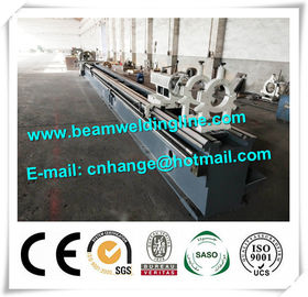 China High Speed Pipe CNC Plasma Cutting Machine For Tube , Cnc Horizontal Lathe Machine supplier