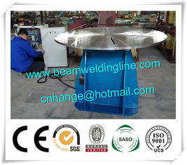 China High Speed Automatic Pipe Welding Positioner For Painting And Coating Spraying supplier