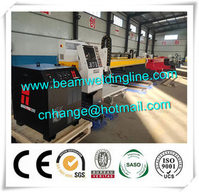 China Gantry CNC Plasma Cutting Machine , Plasma Cutting Machines supplier