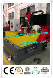 China Metal Sheet CNC Drilling Machine , 1530 CNC Drilling Machine For Plate supplier