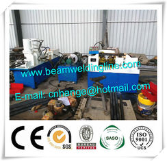 China Steel Rod Threading Machine And Necking Machine CNC Drilling Machine For Metal Sheet supplier