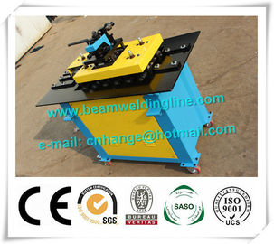 China Heavy Wind Tower Production Line Sheet Pittsburgh Lock Machine Lock Forming Machine supplier