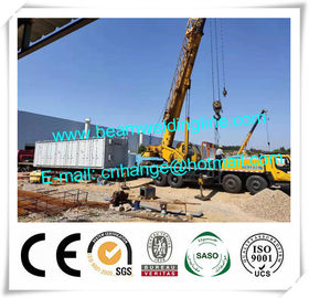 China Anti Explosion Mobile Fuel Storage Tank , Industry Safety Cabinet For Diesel supplier
