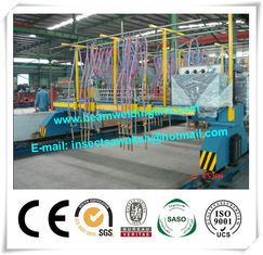 China Steel Plate H Beam Production Line CNC Flame Cutting Machine Gantry Model supplier