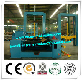 China Automated H Beam Assembling Machine For Steel Construction Need supplier