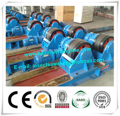 China Automatic Industrial Pipe Welding Rotator Adjust By Bolt Or Screw supplier