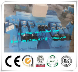 China Fin Bar Calibration And Bar Straightening Machine 5.5kw Motor ZZ Series supplier