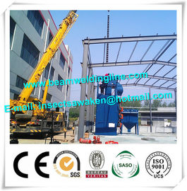 Hook Type  Steel Tube Shot Blasting Machine For Casting And Forging