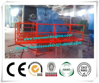 Construction Steel Shot Blasting Equipment For Pipe Outside and Inside Blasting