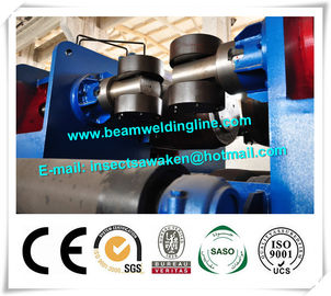 Hydraulic H Beam Welding Line Heavy Duty H Beam Straightening Machine