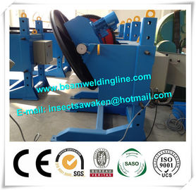 China Variable Speed Rotation Pipe Weld Positioner Lift Welding Table supplier