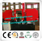 China Horizontal Bandsaw Pipe Bevelling Machine For Structural Steel Fabricators factory