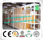 China Light Duty Shelving Cold Formed Steel Column , C Z Purlin Roll Forming Machine factory