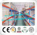 China Industry C Z Purlin Roll Forming Machine , Medium Duty Pallet Racking System factory