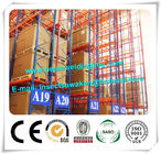 China Steel Building C Z Purlin Roll Forming Machine , Heavy Duty Pallet Racking Pallet factory
