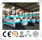 China Longitudinal CNC Drilling Machine , 6m CNC Drilling Machine For Metal Sheet factory