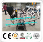 China Horizontal Type Submerged arc welding trolley / Tractor with IGBT Welder factory