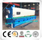 China Metal Plate Hydraulic Guillotine Shearing Machine QC11Y Shearing For Plate Cutting factory