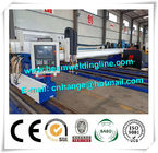 China Metal Steet Gantry Type CNC Plasma Cutting Machine , CNC Flame Plasma Cutting Machine factory