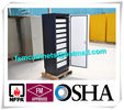 China Fireproof 4 Drawer Anti Magnetic File Cabinet ,  Safey Fire Resistant File Cabinet For CD factory