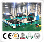 Good Quality H Beam Production Line & Pipe And Sheet Laser Cutting Machine , CNC Plasma Cutting Machine For Tube And Plate on sale