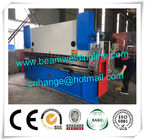 China Electro - Hydraulic CNC Press Brake , Automatic Sheet Metal Bending Machine factory