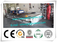 Good Quality H Beam Production Line & CNC Plasma Cutting Machine , Gantry Type CNC Grooving Machine For Metal Sheet on sale