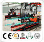 Good Quality H Beam Production Line & Automatic H Beam Welding Line , Corrugated Web Beam Welding Machine on sale