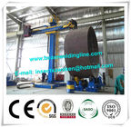 China Automatic Pipe Manipulator / Rotating Movable Weld Manipulator factory