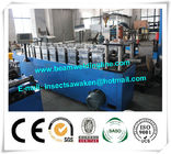China Continuous PU Sandwich Panel Production Line for Keel Batten / Steel Hoist factory