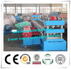 China 3 Waves Cold Rolled Steel Silo Forming Machine With 17 Forming Stations factory