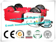 China Handheld Pipe Turning Roller Conventional Welding 270 - 990m Vessel factory