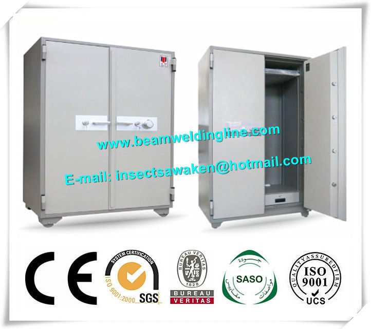 China Single Door Mechanical Cabinet , Fire Rated File Cabinets For Home  Supplier