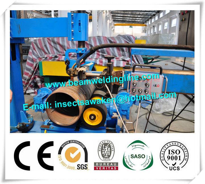 Column And Boom Weld Manipulator Pinch Welding Rotator For