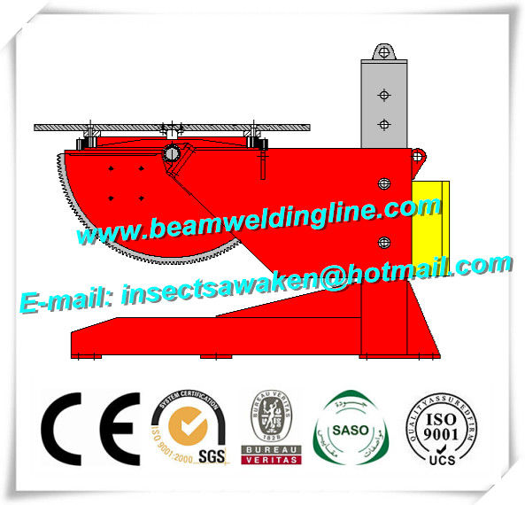 24VAC Circuit Lifting Pipe Totation Welding Positioner