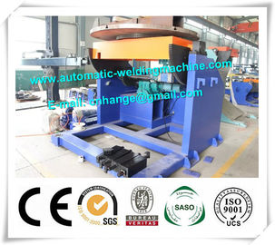 China Automatic Welding Positioner Turntable Column And Boom VFD Speed distributor